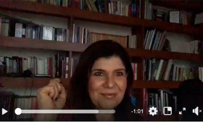 Raquel Schlosser Videostatement auf Englisch